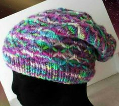 Rainbow Trout hat by Nat.