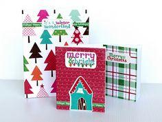 20 Terrific Christmas Papercraft Tutorials @ Tip Junkie