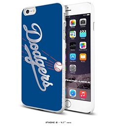 MLB LA Los Angeles Dodgers Baseball,Cool iPhone 6 - 4.7 Inch Smartphone Case Cover Collector iphone TPU Rubber Case White [By PhoneAholic] Phoneaholic http://www.amazon.com/dp/B00XVQDF2U/ref=cm_sw_r_pi_dp_ffJxvb1G6Q1M0