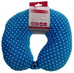 Discount Airfares Through The USA To Germany - Cost-effective Travel World Wide Neck Support Air Car Travel Pillow Soft Plush Blue White Polka Dots U Shaped Car Travel, Travel Bags, Air Car, Neck Pillow, Polka Dots, Plush, Blue And White, Shapes, Pillows