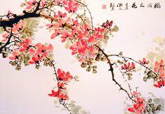 pintura chinesa                                                       …