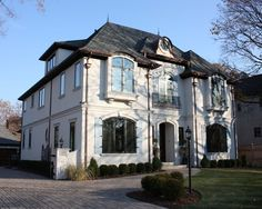French Country Colonial