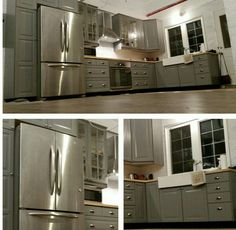 Kitchen Refresh On Pinterest Oak Kitchen Cabinets Oak Cabinets