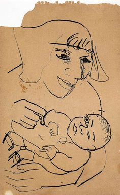 -Online Browsing-: Lucian Freud - works on Paper