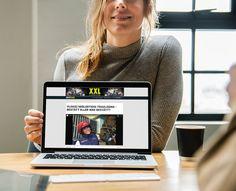 - Norgesdesign AS - Design og kommunikasjon Web Development, Folk, Web Design, Horses, Design Web, Popular, Forks, Folk Music, Horse
