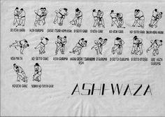 Ashi Waza