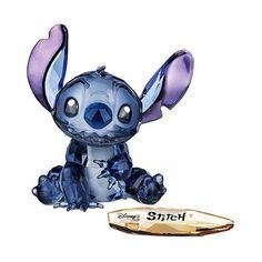 Swarovski Disney Stitch 2012 Sapphire (Retired) - $448