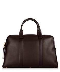 SALE ALERT Dark drown leather grab bag by TOM FORD on @secretsales  #salealert #tomford #bags #travel #leather #designer #luxury #fashion #love