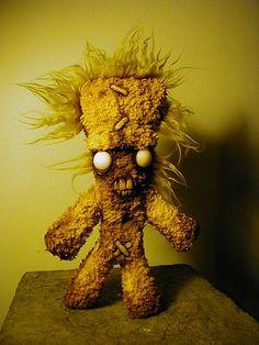Voodoo Doll- Famine