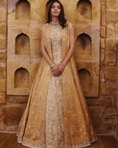 "7,246 Likes, 49 Comments - Anita Dongre (@anitadongre) on Instagram: ""#AlchemyByAnitaDongre #AnitaDongre #AnitaDongrePinkcity #Jaisalmer #Rajasthan #silk #gotapatti…"""