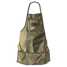Frost River Shop Apron stylish on its own and keeps your stylish duds fresh.