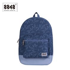 Buy now 15.6  Laptop Men Backpacks Casual Style Print Pattern 16.7 L Capacity Popular Student Knapsack Blue Lining Polyester 102-054-013 just only $25.66 with free shipping worldwide  #backpacksformen Plese click on picture to see our special price for you