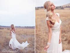 Anna Campbell's Latest Wedding Dress Collection - Forever Entwined