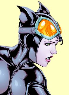 """batladies: """" """"And you should know better than to tell me what to do. Catwoman Comic, Catwoman Cosplay, Batman And Catwoman, Im Batman, Batman Art, Batgirl, Comic Book Characters, Comic Character, Comic Books Art"""
