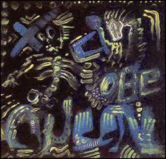 """""""God was absent that was the dawn of Zombie corpses to Samba and Waltz to a dead beat"""" More Hennesy Mushroom ART: TotenTanz Abstract Paintings, Abstract Art, Dead Beat, Mushroom Art, Sweden, Deviantart, Art, Abstract Art Paintings"""