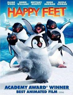 Happy Feet this movie always makes me die laughing! XD
