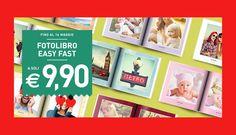 IL FOTOGRAFO AREZZO via Monte Falco 12 tel 0575324898 Fino al 16 di settembre,fotolibro easy fast a soli € 9,90 vai su www.ilfotografoarezzo.rikorda.it o vieni a trovarci in negozio
