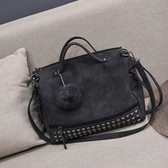 096462cd The London Bag by Grace Callie Designs. We love the combination of the  metal studding