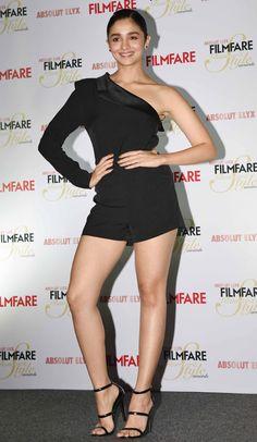 Alia Bhatt at the launch of Filmfare magazine's issue.