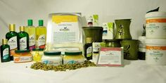Linea natural de productos para aromaterapia.   Products with essential oils for and natural extracts for aromatherapy.