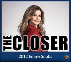 2012 Emmy Snub - The Closer