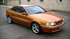 The Luxurious Volvo C70 Coupe