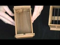 Secret Lock Box III - Escape Room Puzzle Box – Creative Escape Rooms Woodworking With Resin, Woodworking Books, Wooden Puzzle Box, Wooden Puzzles, How To Make Magic, Escape Room Puzzles, Secret Box, Creative Box, Small Wood Projects