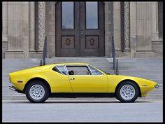 F67 1972 DeTomaso Pantera  351 CI, 5-Speed Photo 1