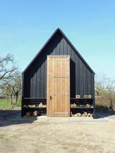 Moderne boerenschuren / Modern Barn Architectuur.nl