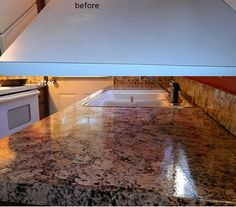 Giani Granite FG GI SICILIAN Sicilian Granite for painting laminate coutnertops can make any counter top look amazing!