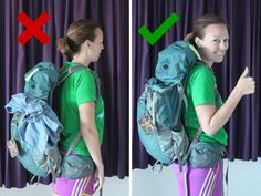 Common Mistakes of First Time Backpackers - Her Packing List