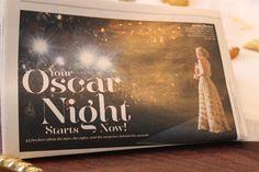 Hosting an #oscar party? Here some cute ideas !