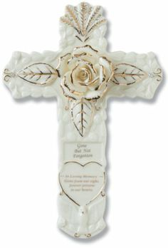 In Loving Memory Cross