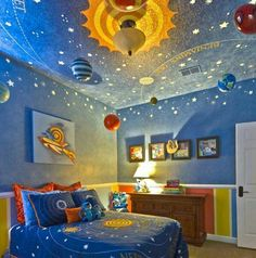 Boys room - Space