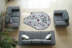 Star Wars rugs will take your living or workspace to a galaxy far far away | The RPF Pulse
