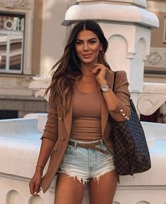 ☆ Boutique   fashion   style   trends   spring   NYFW   stylist   design   OOTD   outfit   clothing   trendy   college outfit   outfit of the day   name brand   cozy   elegant   work outfit   luxury   accessories   leggings   seasonal   online shopping   summer fashion   womens fashion   outfit ideas   winter outfits   fashion trends 2021 2022   cold weather outfits   fall fashion   fall outfit ideas   vsco   Trendy Summer Outfits, Classy Outfits, Pretty Outfits, Stylish Outfits, Winter Outfits, Girl Fashion, Fashion Outfits, Womens Fashion, Fashion Fall