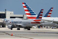 FOX BIZ NEWS: American Airlines beats Street 2Q forecasts