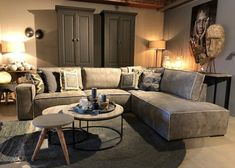 Home, Sweet Home, Furniture, Interior, Sectional Couch, House, Room, Doors Interior, Interior Trend