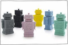KG Designs Robot Moneybox