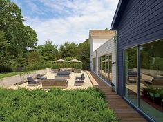 The Barn Reborn: Mark Zeff's House in East Hampton | Projects | Interior Design