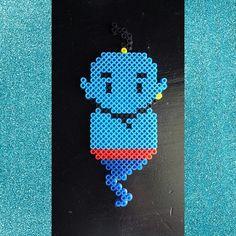 Genie Aladdin perler beads by kendall_024