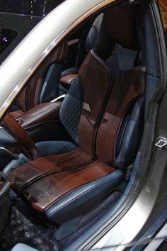 Custom Car Interior, Car Interior Design, Truck Interior, Automotive Design, Car Interior Upholstery, Automotive Upholstery, Kombi Motorhome, Car Colors, Sport Cars
