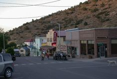 This Funky Little Town In Nevada Is A True Hidden Gem West Town, Tourist Trap, Adventure Activities, Picnic Area, Old Buildings, Old West, Ghost Towns, Historical Sites, Small Towns