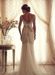 Wedding Gown Pick Of The Week: Anna Campbell Gossamer Collection
