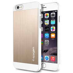 Spigen iPhone 6 Case // Champagne gold