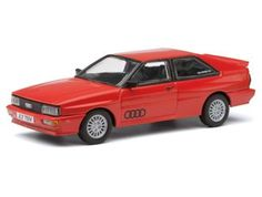 This Audi Quattro Diecast Model Car from Ashes To Ashes is Red. It is made by Corgi and is 1:43 scale (approx. 13cm / 5.1in long).    Fire up the quattro! Gene Hunt's immortal catchphrase has entered British culture with the time-travelling detective series capturing the public's imagination, like its predecessor 'Life on Mars'. The iconic mars-red Audi quattro was as much of a star as actors Philip Glenister and Keeley Hawes but, like the characters, was out of its true time zone. Although…
