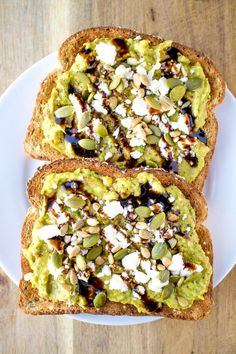 Avocado Toast with Feta Cheese and Balsamic Glaze &; Piper Cooks Avocado Toast with Feta Cheese and Balsamic Glaze &; Piper Cooks Michael Payer payerll Leckeres Essen Try this over the […] toast bread Healthy Diet Recipes, Cooking Recipes, Cooking Tips, Juice Recipes, Manger Healthy, Plats Healthy, Best Toasts, Avocado Dessert, Avocado Dip