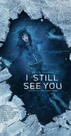 I STILL SEE YOU - Directed by Scott Speer. With Bella Thorne, Richard Harmon, Dermot Mulroney, Amy Price-Francis. Set ten years after an apocalyptic event that killed millions and left the world inhabited by ghosts. Scary Movie Characters, Ghost Movies, Scary Movies, Horror Movies On Netflix, Cinema Movies, Movie To Watch List, Good Movies To Watch, Local Movies, Old Movies
