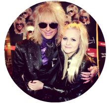michael monroe | My life with Rock 'n' roll: Olet elossa, mustissa laseissa kuljet ...