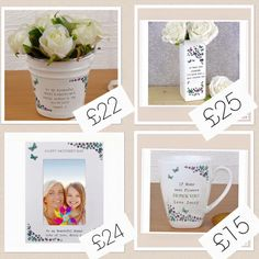 Monday 22nd Feb is the last date to order for personalised gifts to arrive in time for Mother's Day.
